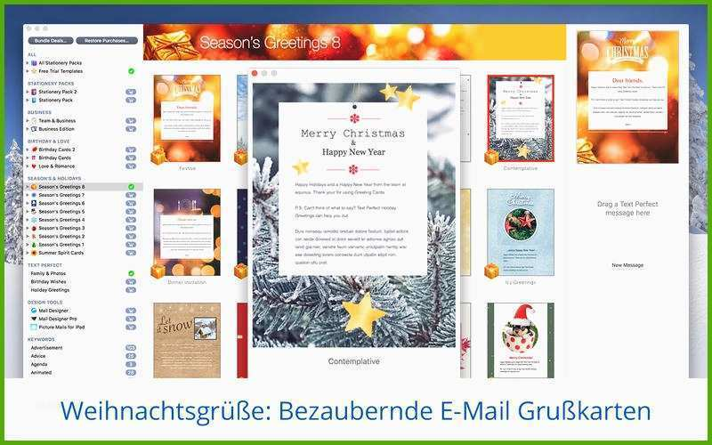 stationery greeting cards beautiful email templates for apple mail share photos send birthday cards and more