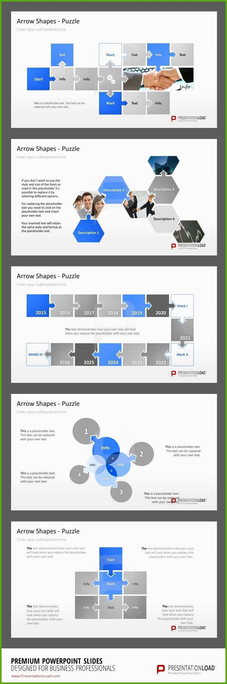 diagramme powerpoint